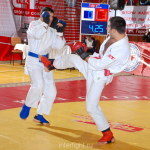 Amateur personally-team championship Russia of full-contact fighting among adults.