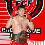 Absolute Championship of Russia among professionals in FCF-MMA 2008