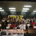 Tournament of the Republic of India in FCF-MMA 2009