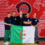 Visit of delegation of Algeria to Visit of the delegation of Algeria to Kislovodsk 2009