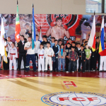 Amateur personal-command championship of Eurasia on FCF-MMA among young men