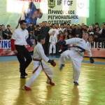 Russian tournament FCF-MMA among younger boys and juniors