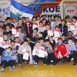 All-Russian tournament among youths and juniors in FCF-MMA 2011