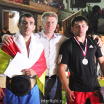 Championship of Eurasia among professionals in FCF-MMA 2012