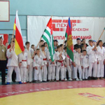 Championship of Russia among youths in FCF-MMA 2007