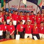 Championship of Eurasia among juniors in FCF-MMA 2006