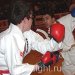 Open youthful personal - command championship of the CIS on fullcontact fight