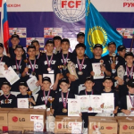 CIS Championship among youths in FCF-MMA 2005