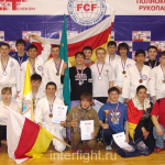 Championship of Russia among juniors in FCF-MMA 2005