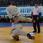 Лично-командный Чемпионат России по полноконтактному рукопашному бою среди взрослых.