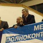 Выступление президента КБР Канокова Арсена Башировича.
