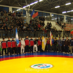 Personal-team Championship Russia of full contact fighting among adult.