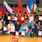 победители и призёры