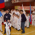 Championship of Russia among  youths in FCF-MMA 2005