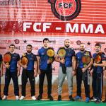 9-й Кубок Мира по ПРБ FCF-MMA 2018