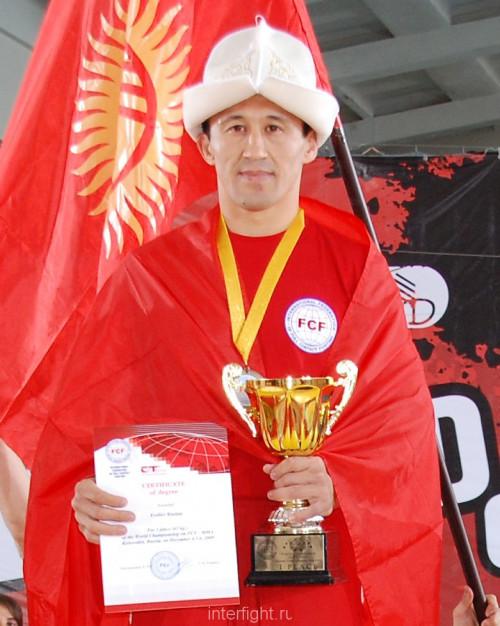 Eraliev Ulan