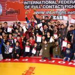 Championship of Russia FCF-MMA 2018