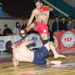 Чемпионат и Первенство России по ПРБ FCF-MMA 2011