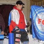 Поединок за звание обладателя Кубка Евразии среди профессионалов по версии FCF-MMA 2010