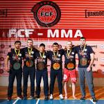 2-й Чемпионат и Первенство Азии по ПРБ FCF-MMA 2017