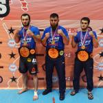 Международный Турнир «STORM» по ПРБ FCF-MMA 2018