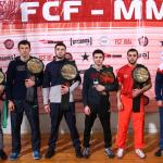 "Международный Турнир \""Global Fight Zone\"" по ПРБ FCF-MMA 2019"