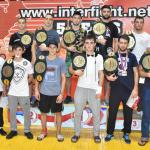 Международный Турнир «STORM» по ПРБ FCF-MMA 2019