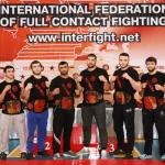 1-й Чемпионат и Первенство Азии по ПРБ FCF-MMA 2016