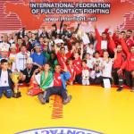 6-й Чемпионат и Первенство Мира ПРБ FCF-MMA 2016 часть 3