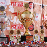 Russian qualifying Tournament in FCF-MMA 2016
