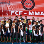 the 10th World Championship FCF-MMA 2019