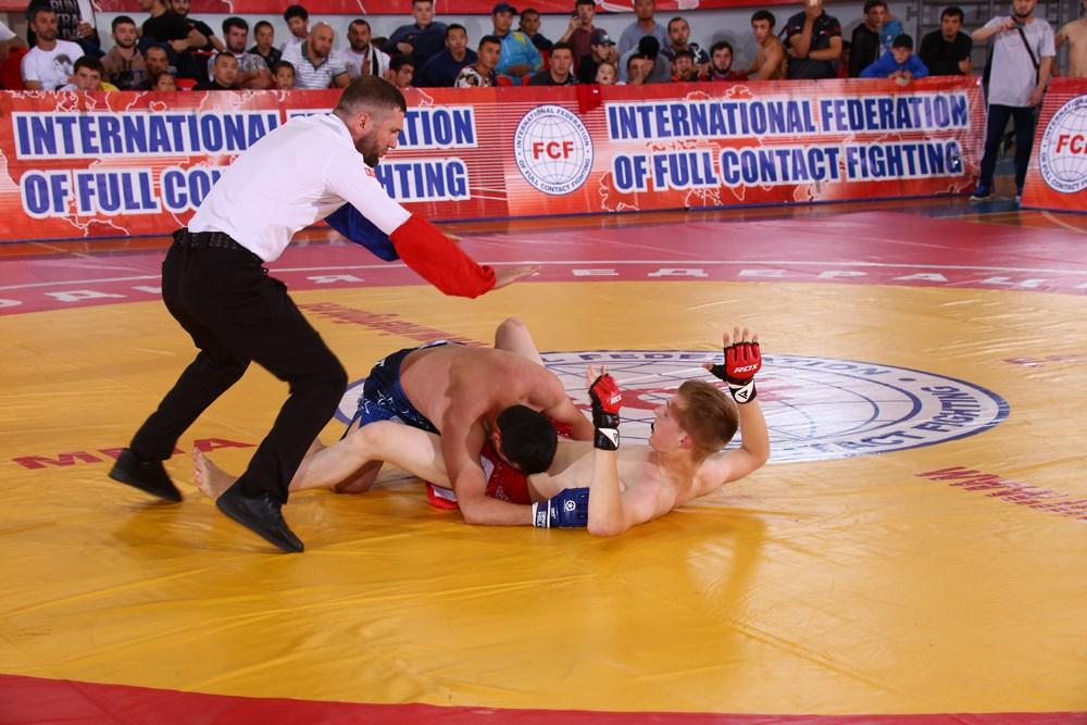 Video 10th World Championship of FCF-MMA 2019