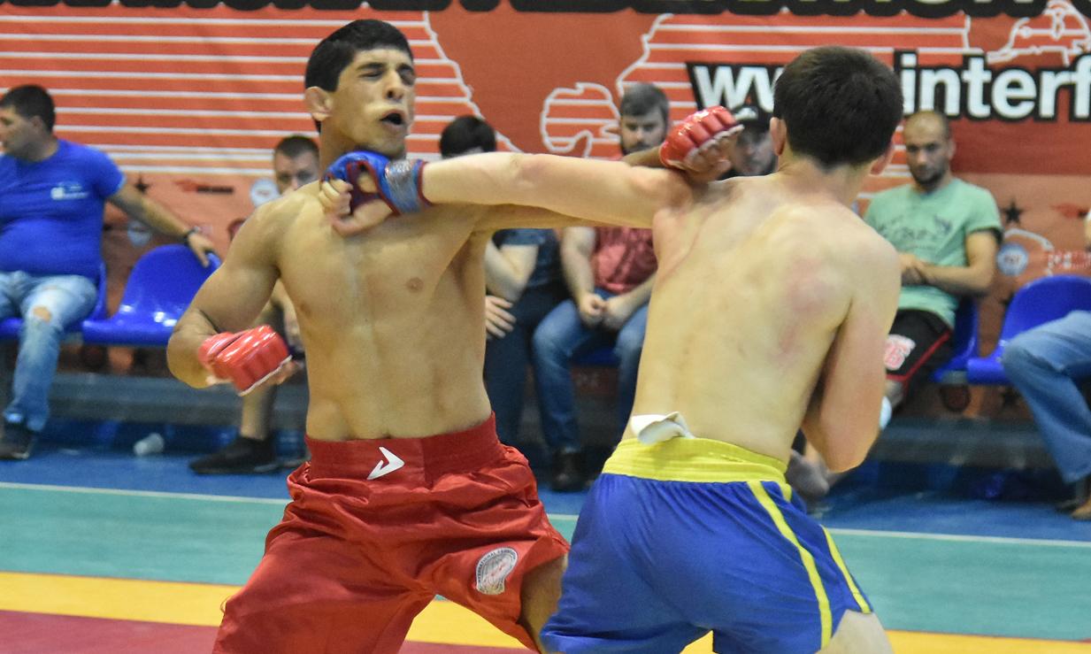 Video International Tournament «STORM» FCF-MMA 2019