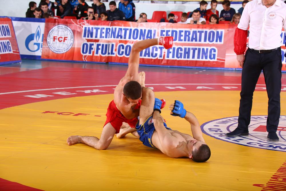 Video All-Russian Tournament FCF-MMA 2019