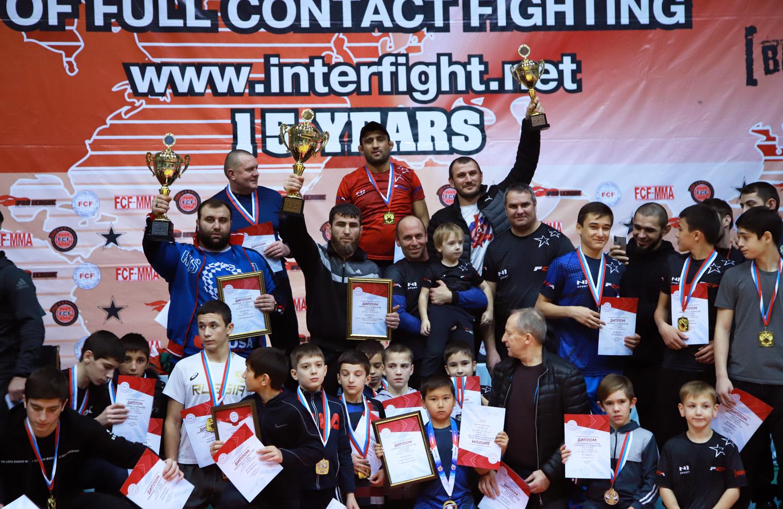 Foto Russian Championship FCF-MMA 2019