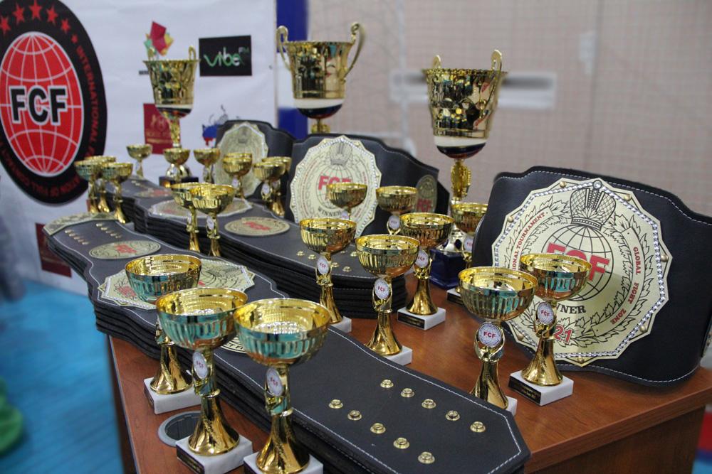 Report International Tournament «Global Fighting Zone» FCF 2021